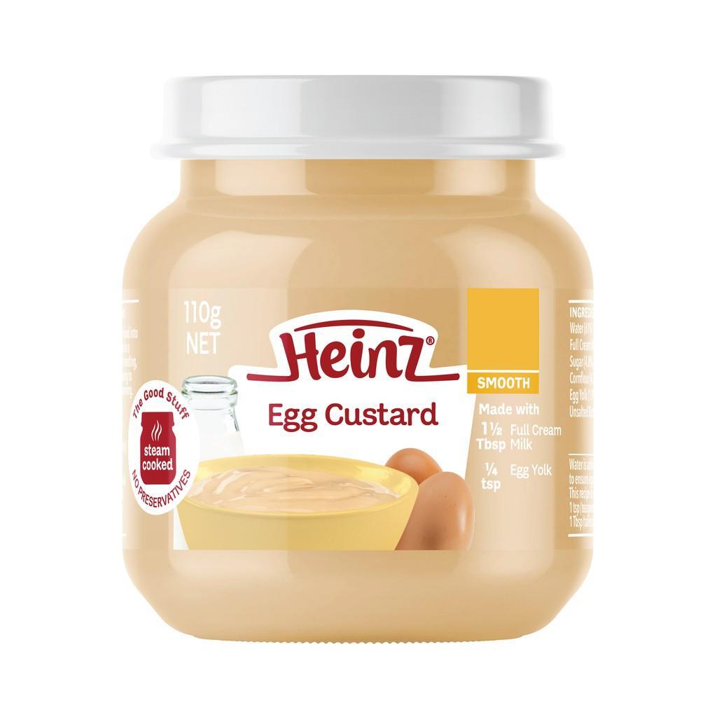 Harga-HEINZ Egg Custard 110 gr