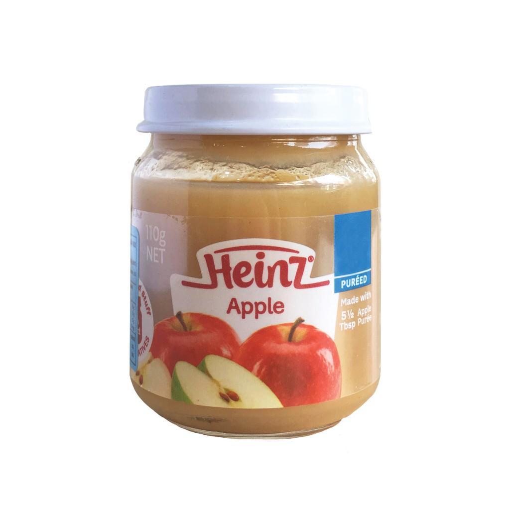 Harga-HEINZ Fruity Apple 110 gr