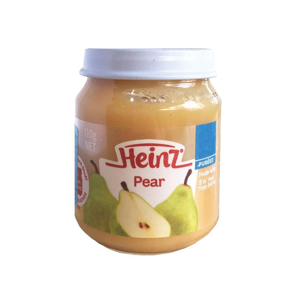 Harga-HEINZ Fruity Pear 110 gr