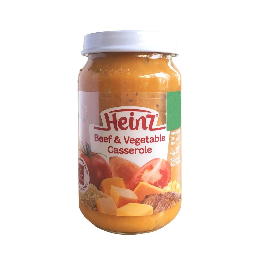 Harga-HEINZ Mum's Recipe Beef & Vegetable Casserole 170 gr