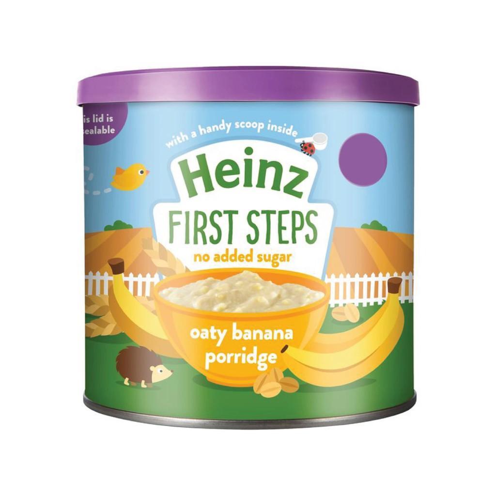 Harga-HEINZ Oaty Banana Porridge 240 gr