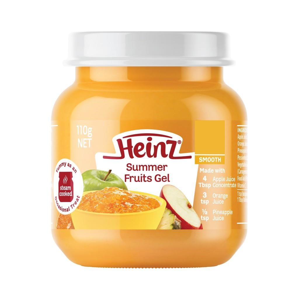Harga-HEINZ Summer Fruit Gel 110 gr