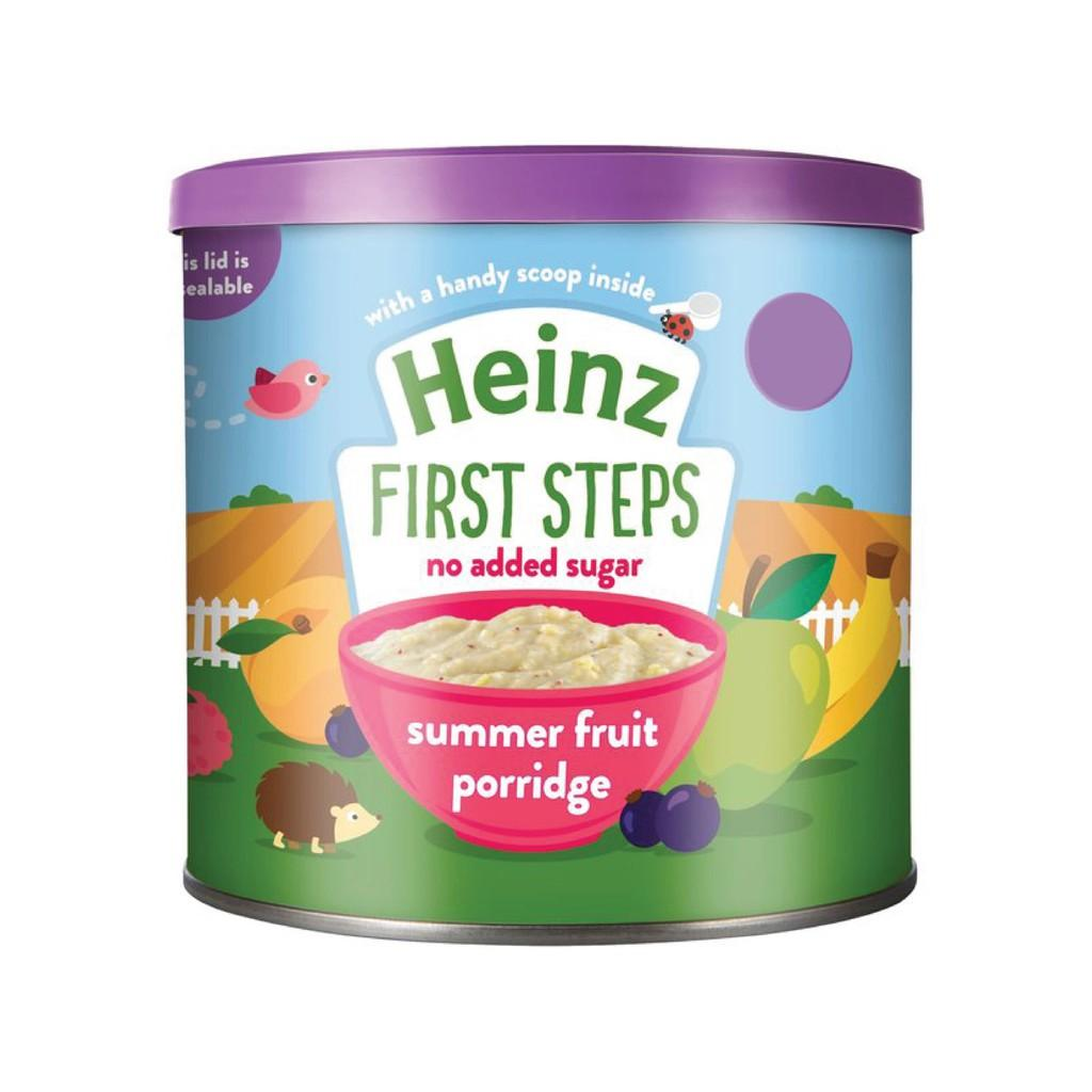 Harga-HEINZ Summer Fruit Porridge 240 gr