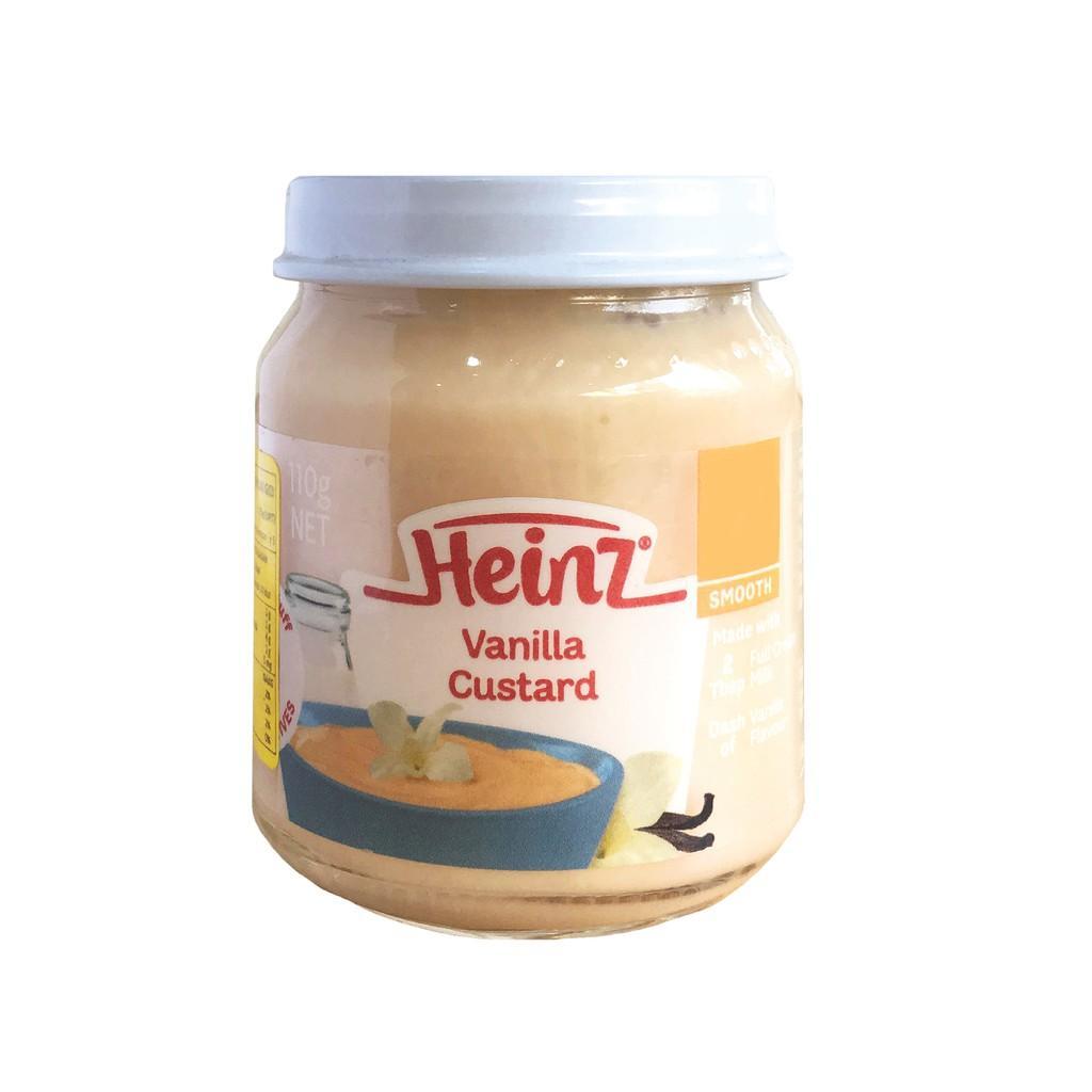 Harga-HEINZ Vanila Custard 110 gr