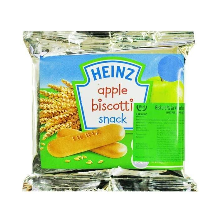 Heinz Biscotti Apple 60 gr