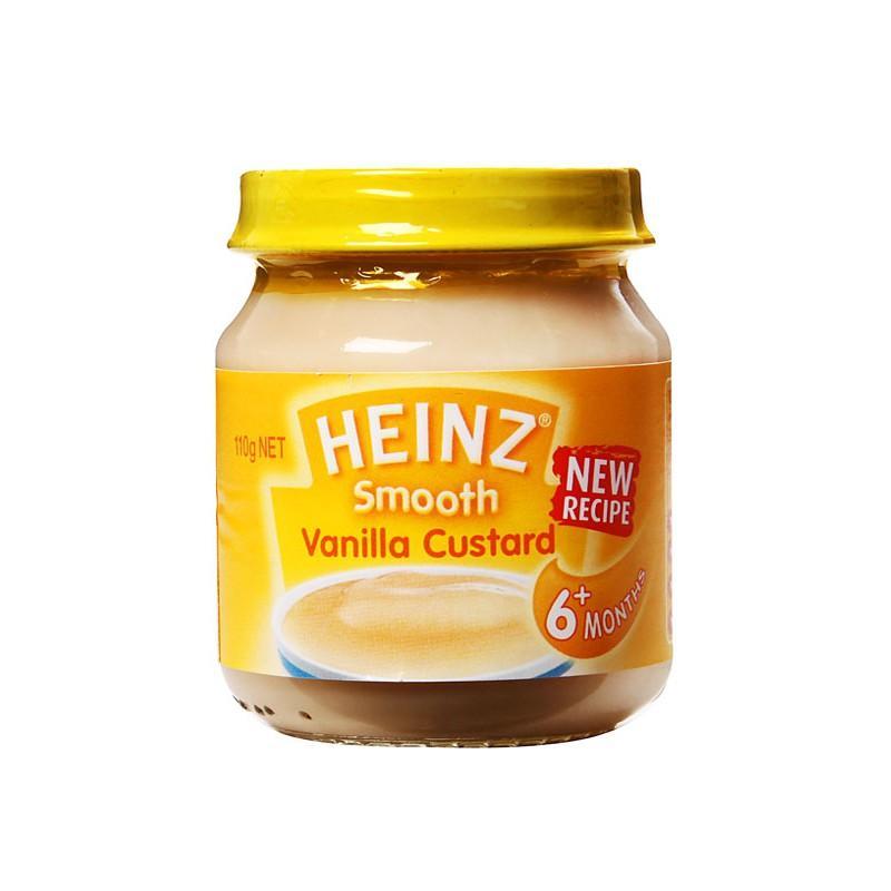 Harga-Heinz Smooth Vanila Custard