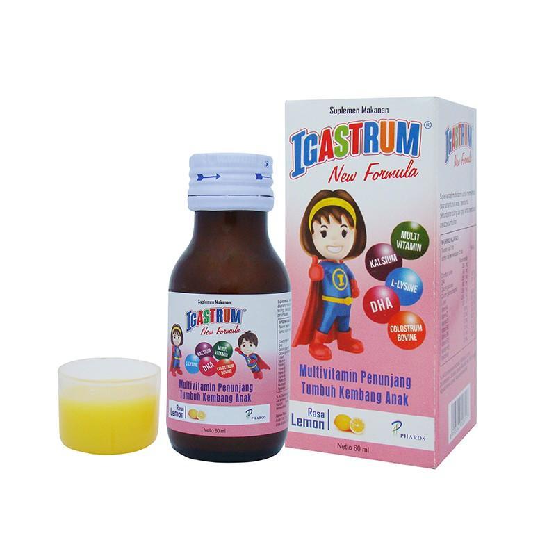 Harga-Igastrum New Formula 60 ml