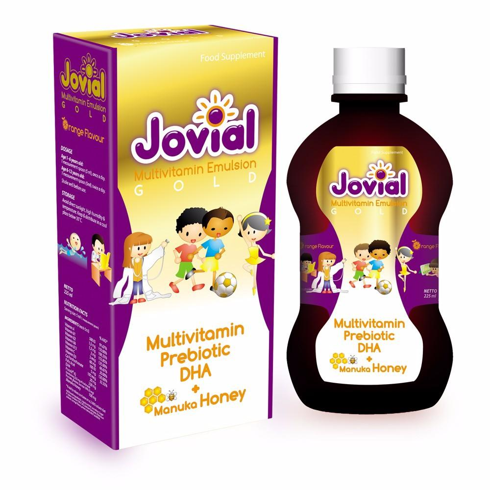 Harga-Jovial Multivitamin Emulsion Gold