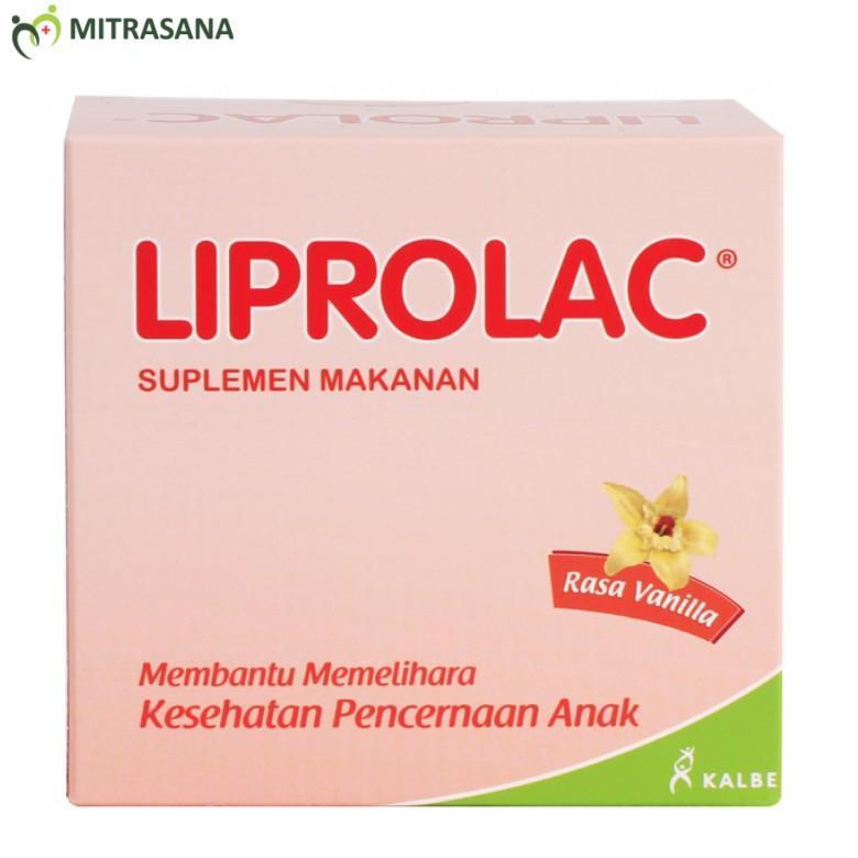 Harga-Liprolac Vanila 30 Sachet