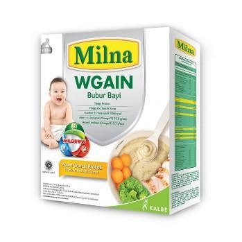 Harga-Milna Bubur Bayi Wgain Ayam Wortel Brokoli 120 gr