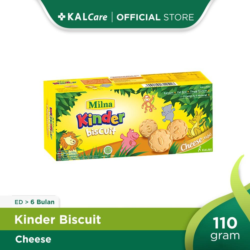 Milna Toddler Cheese 110 G