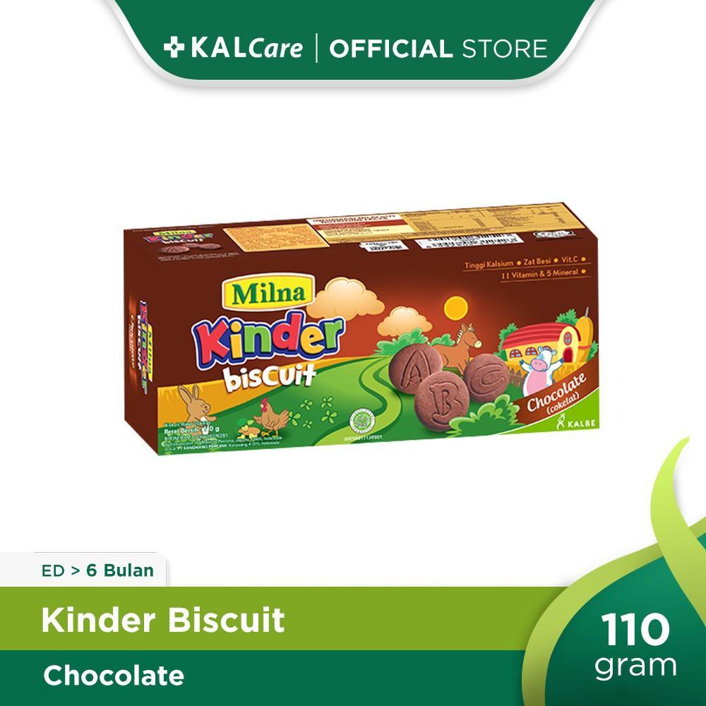Harga-Milna Toddler Coklat 110 G