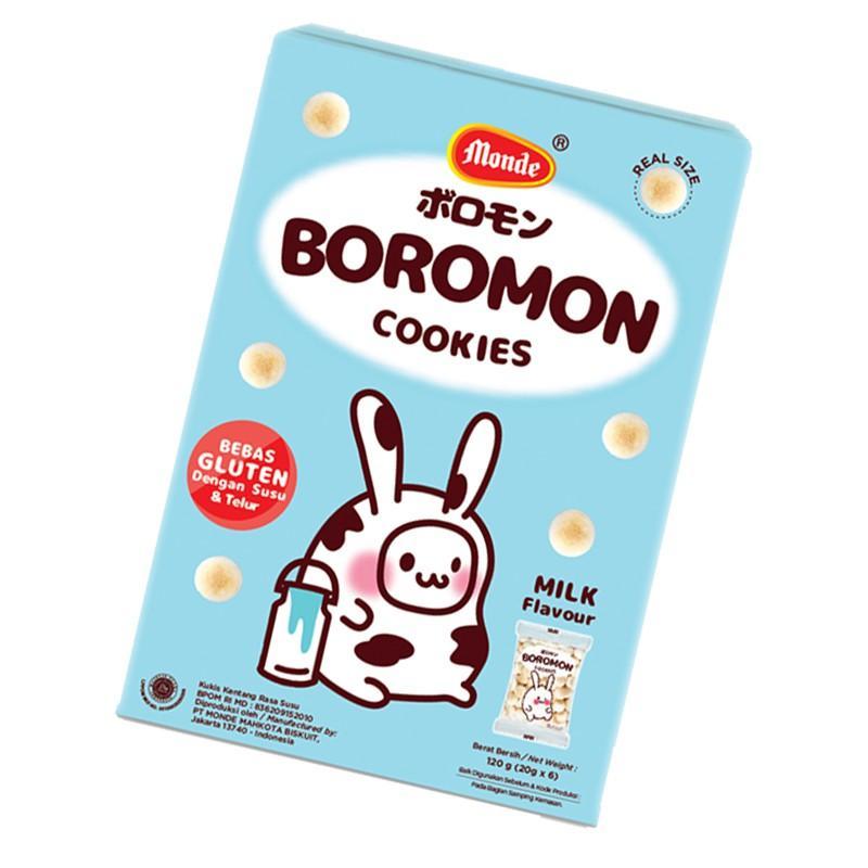Harga-Monde Boromon Milk 120 gr