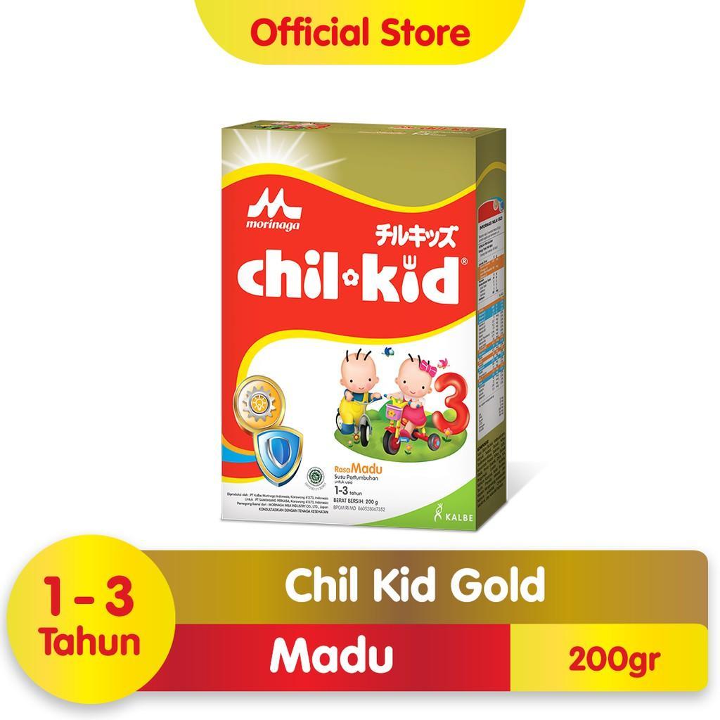 Harga-Morinaga Chil Kid Gold Madu 200 gr