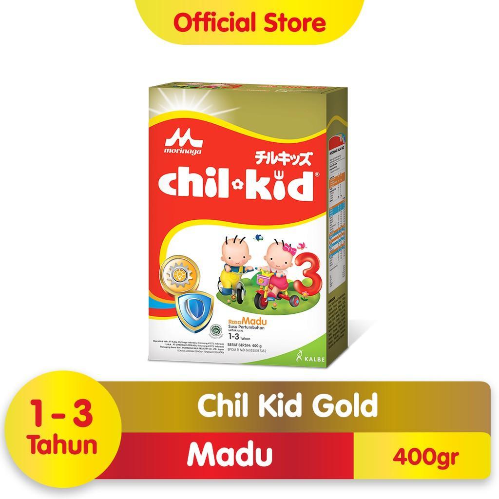 Harga-Morinaga Chil Kid Gold Madu 400 gr