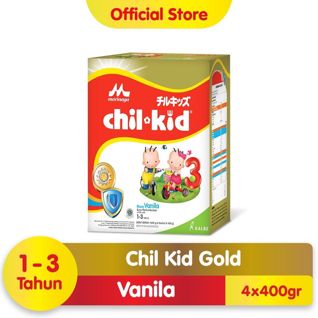 Harga-Morinaga Chil Kid Gold Vanila 1600 gr