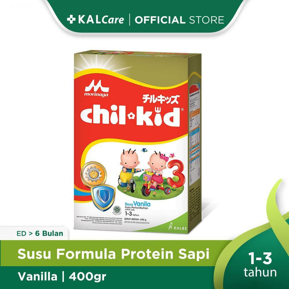 Harga-Morinaga Chil Kid Gold Vanila 400 gr