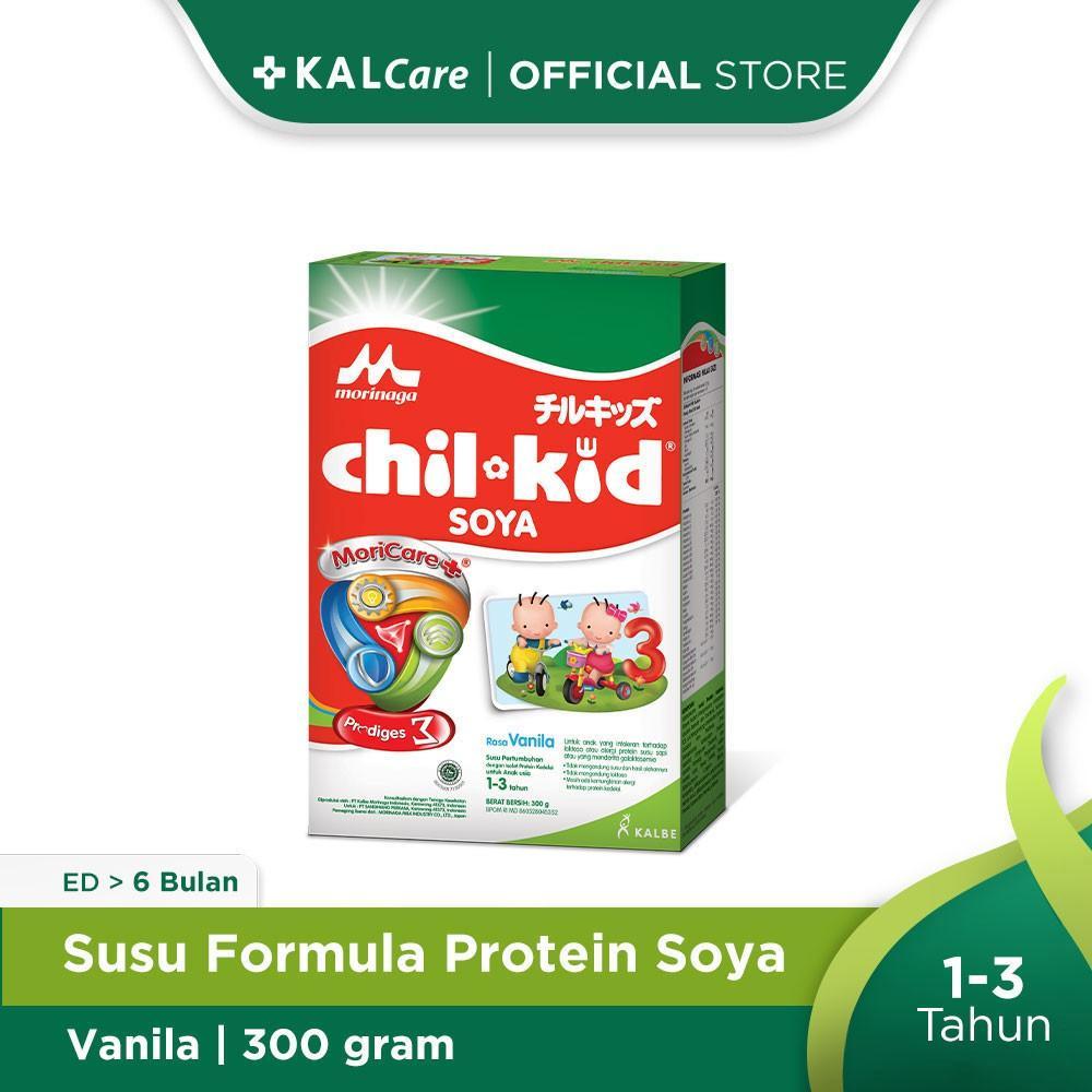 Harga-Morinaga Chil Kid Soya 300 gr