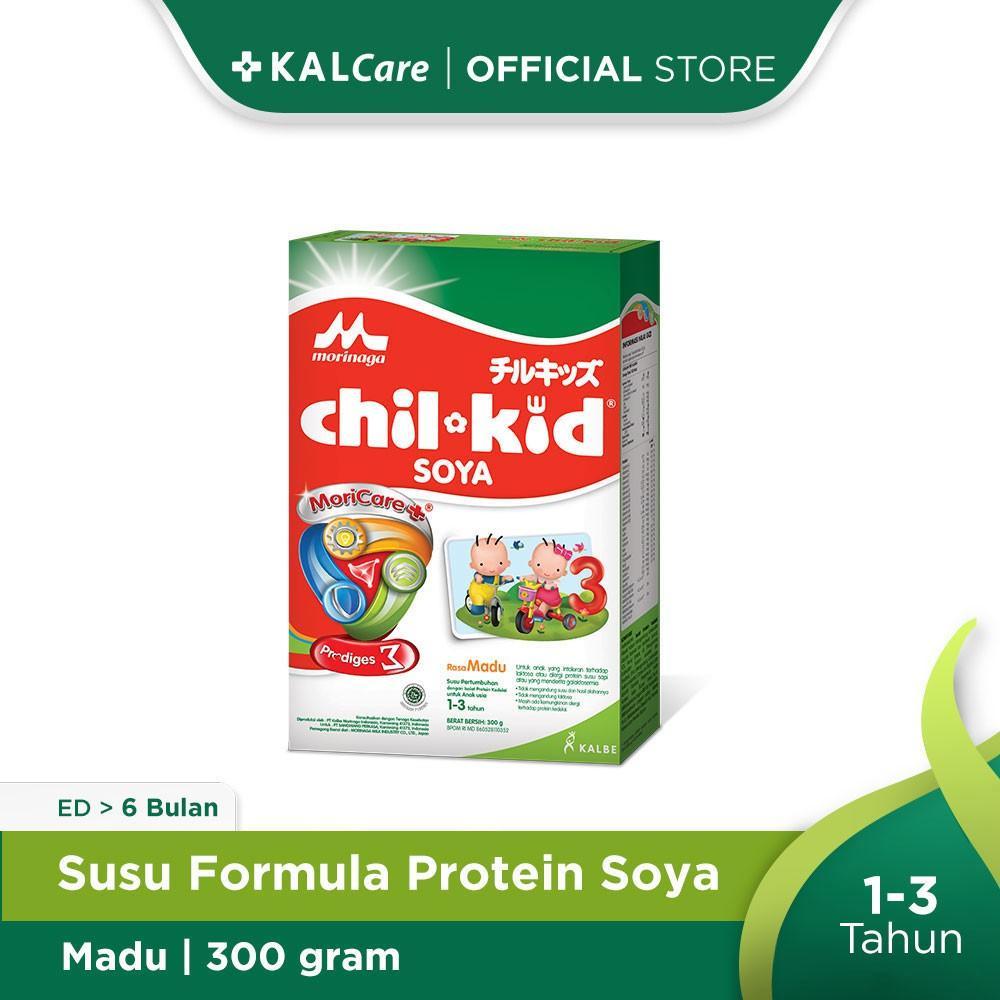 Harga-Morinaga Chil Kid Soya Honey 300 gr