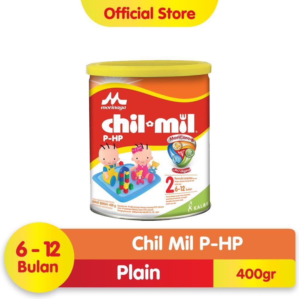 Harga-Morinaga Chil Mil PHP 400 gr
