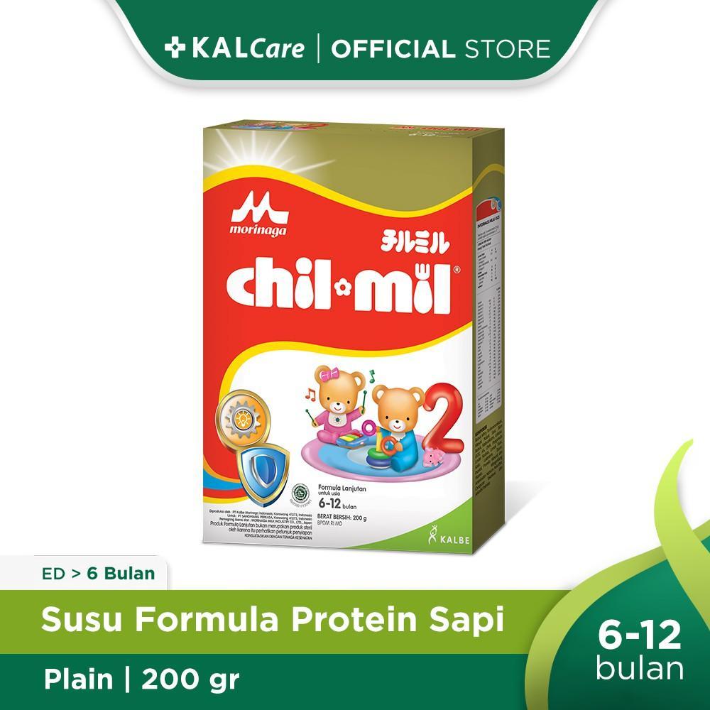 Harga-Morinaga Chil Mil Reguler 200 G (R09)