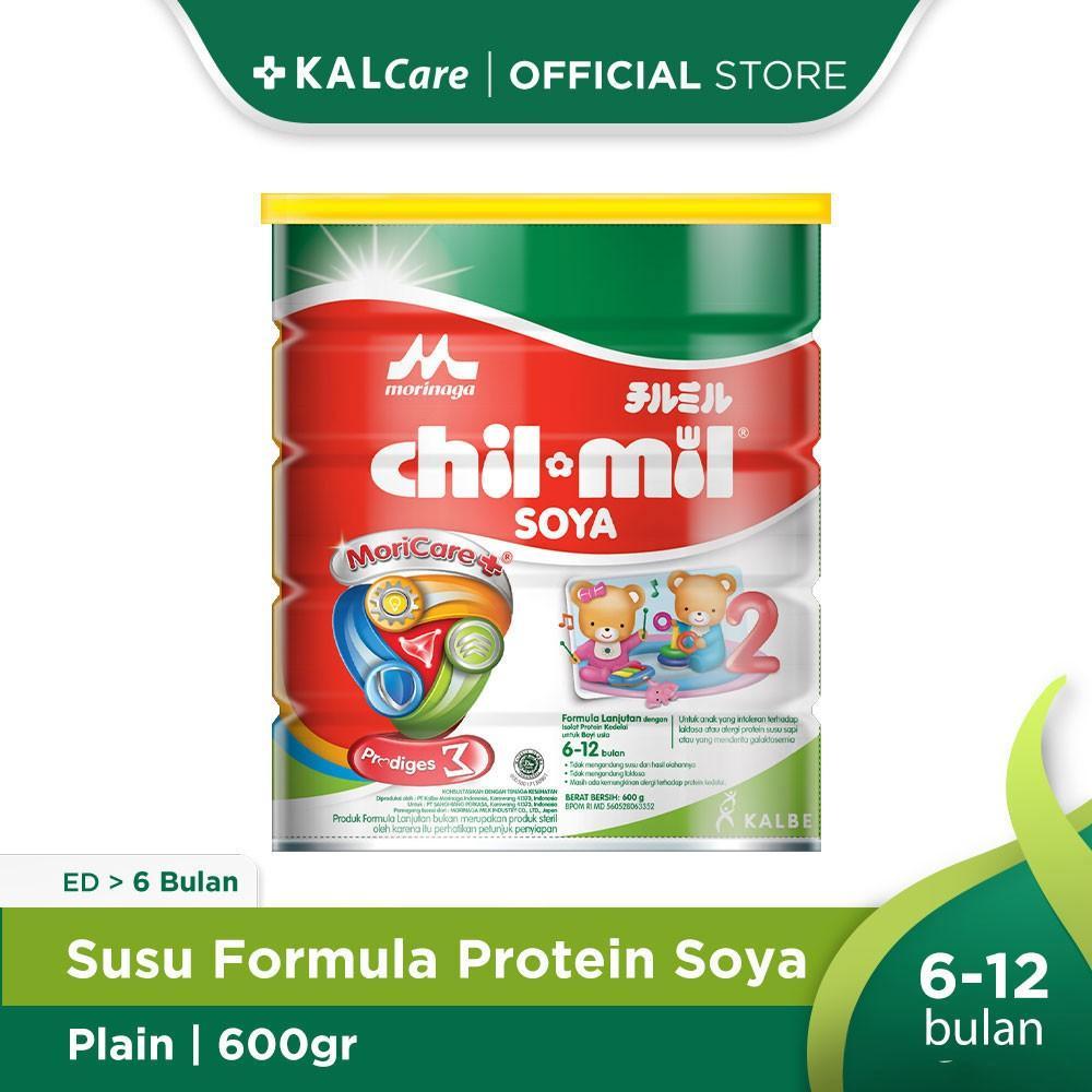 Harga-Morinaga Chil Mil Soya 600 gr