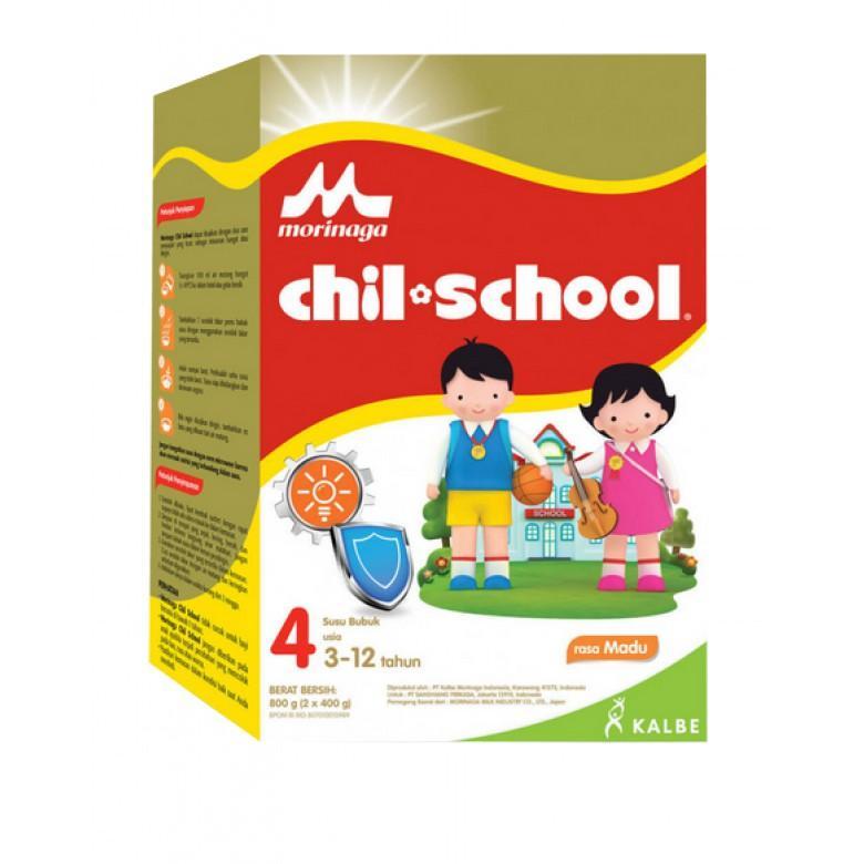 Harga-Morinaga Chil School 4 Madu 800 gr
