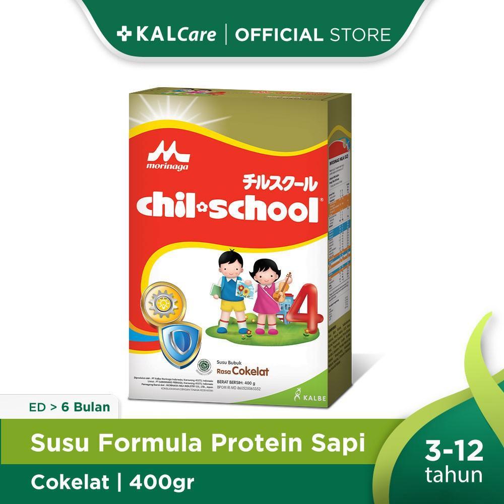 Harga-Morinaga Chil School Gold Chocolate 400 gr