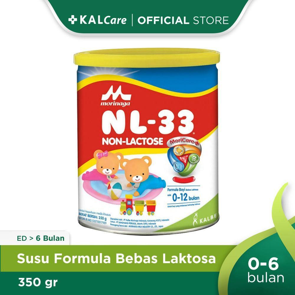 Harga-Morinaga NL-33 Non Lactose 33 Plain 350 gr