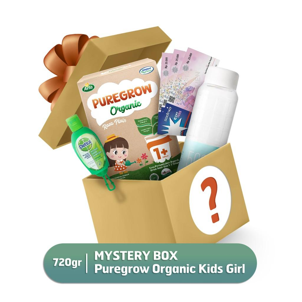 Harga-Mystery Box Pure grow Organic Kids Girl