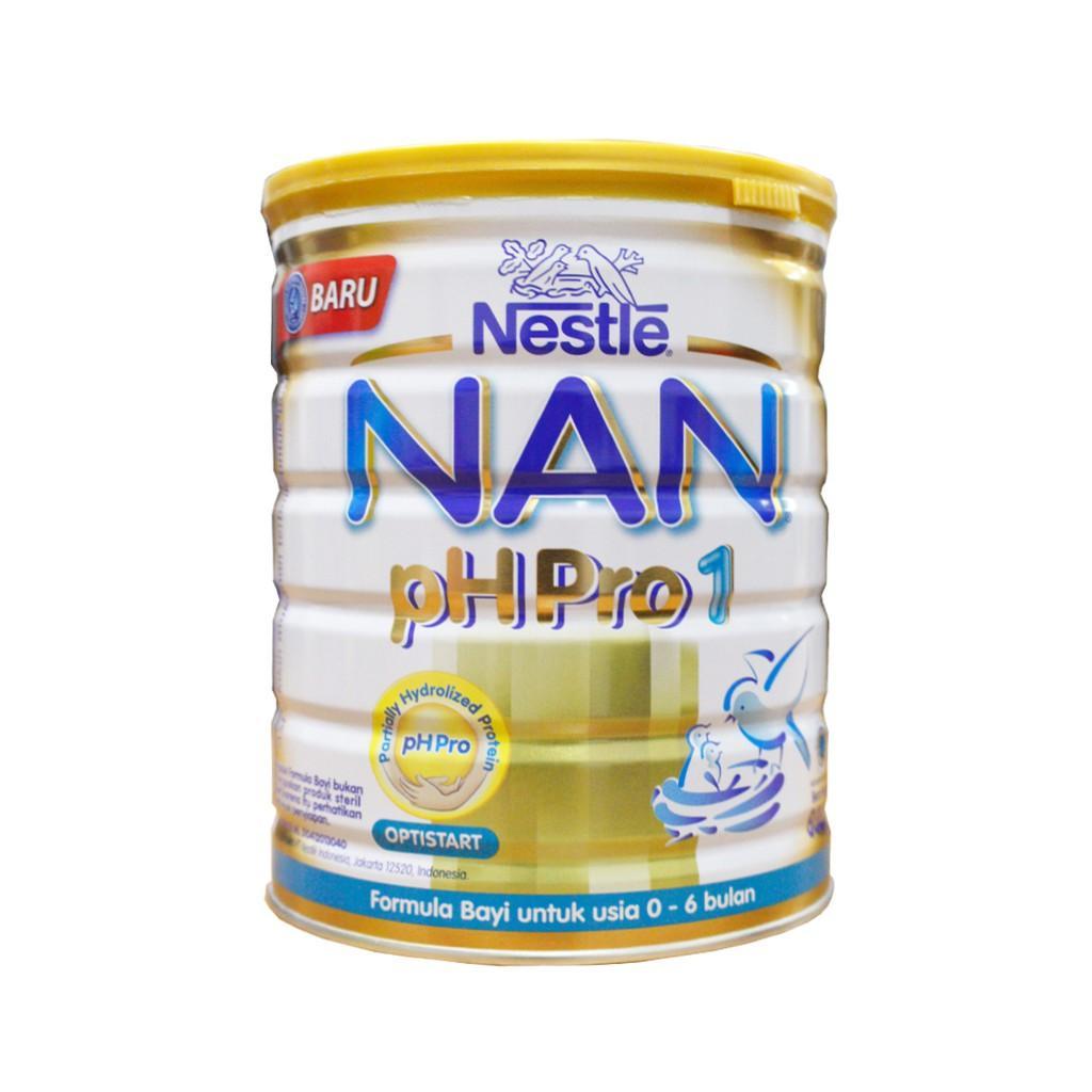 Harga-Nestle NAN pH Pro 1 800 gr - Susu Formula Bayi