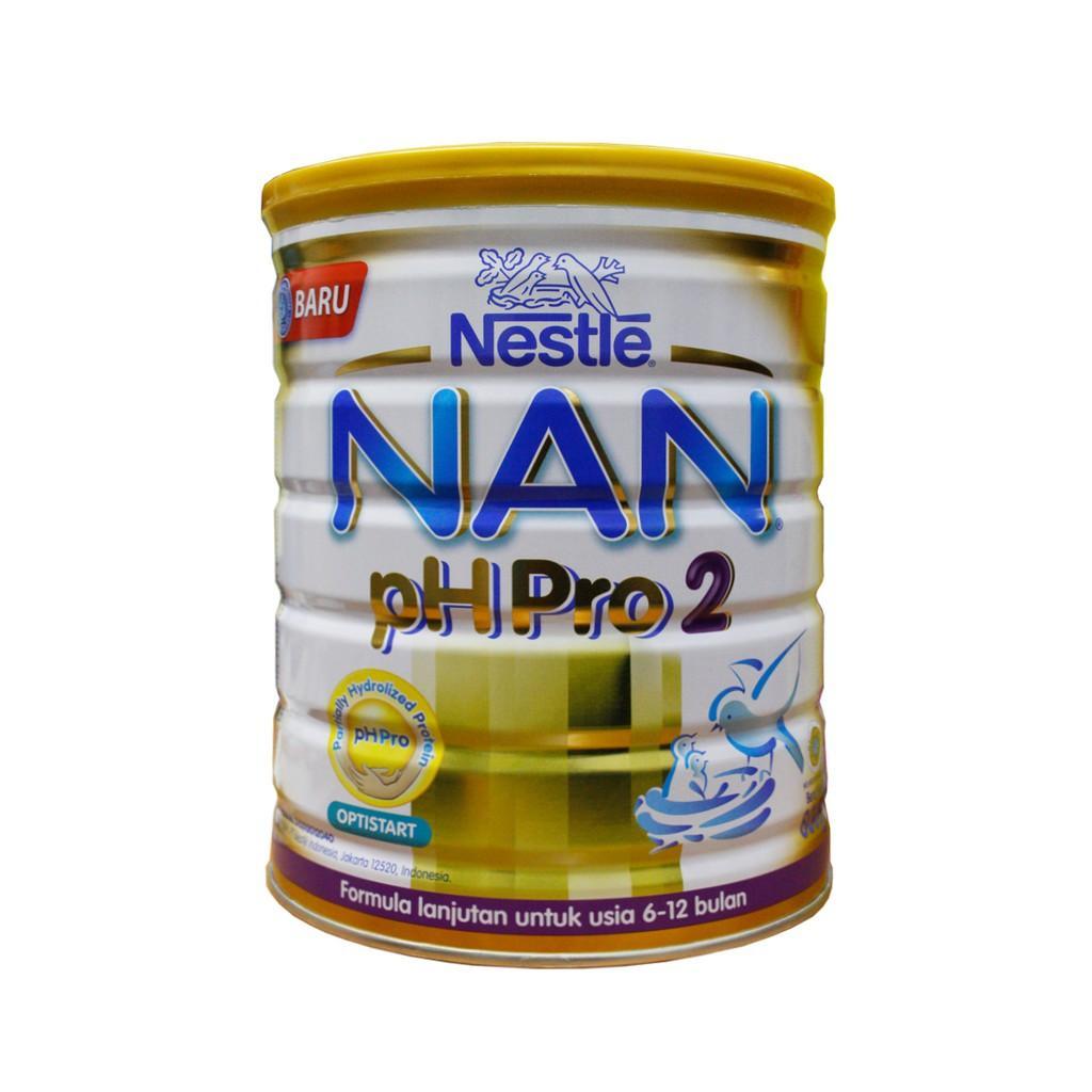 Harga-Nestle NAN pH Pro 2 800 gr - Susu Formula Bayi