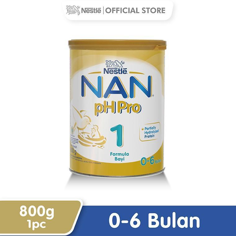 Harga-Nestle Nan Ph Pro Susu Formula 0-6 Bulan Kaleng 800 g