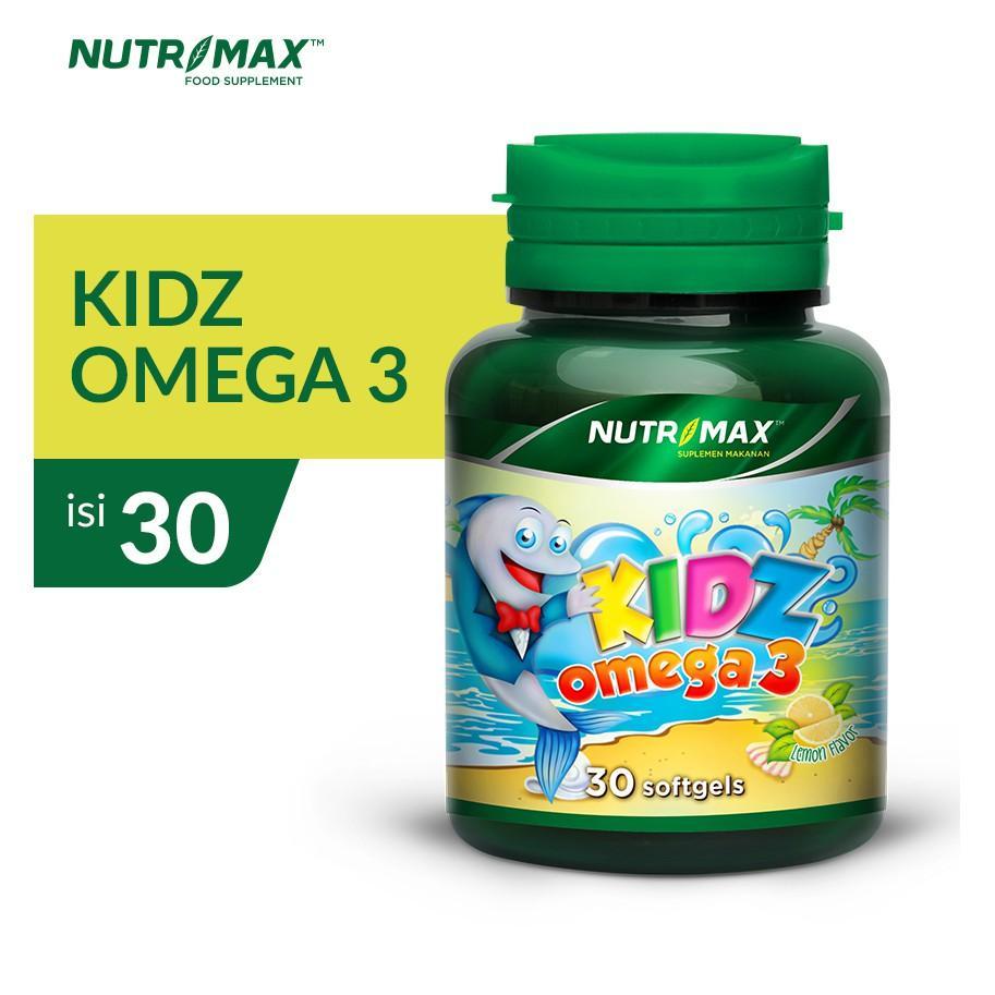 Harga-Nutrimax Kidz Omega 3 Vitamin