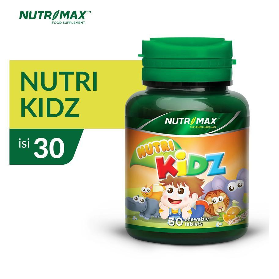 Harga-Nutrimax Nutrikidz 30 Tablet