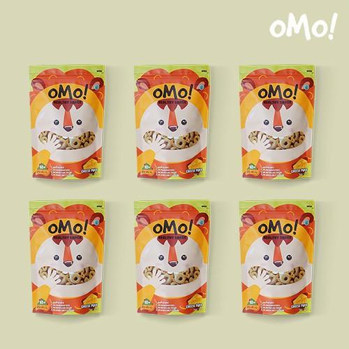 Harga-OMO! Healthy Snack Cheese isi 6