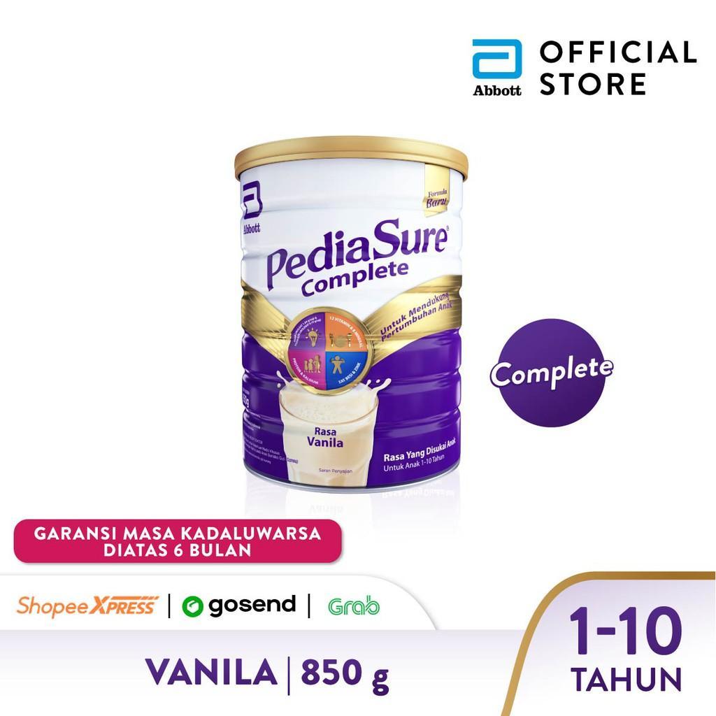 Harga-Pediasure Complete Vanila 850 g (1-10 tahun) Susu Pertumbuhan Anak - Kids Milk Powder