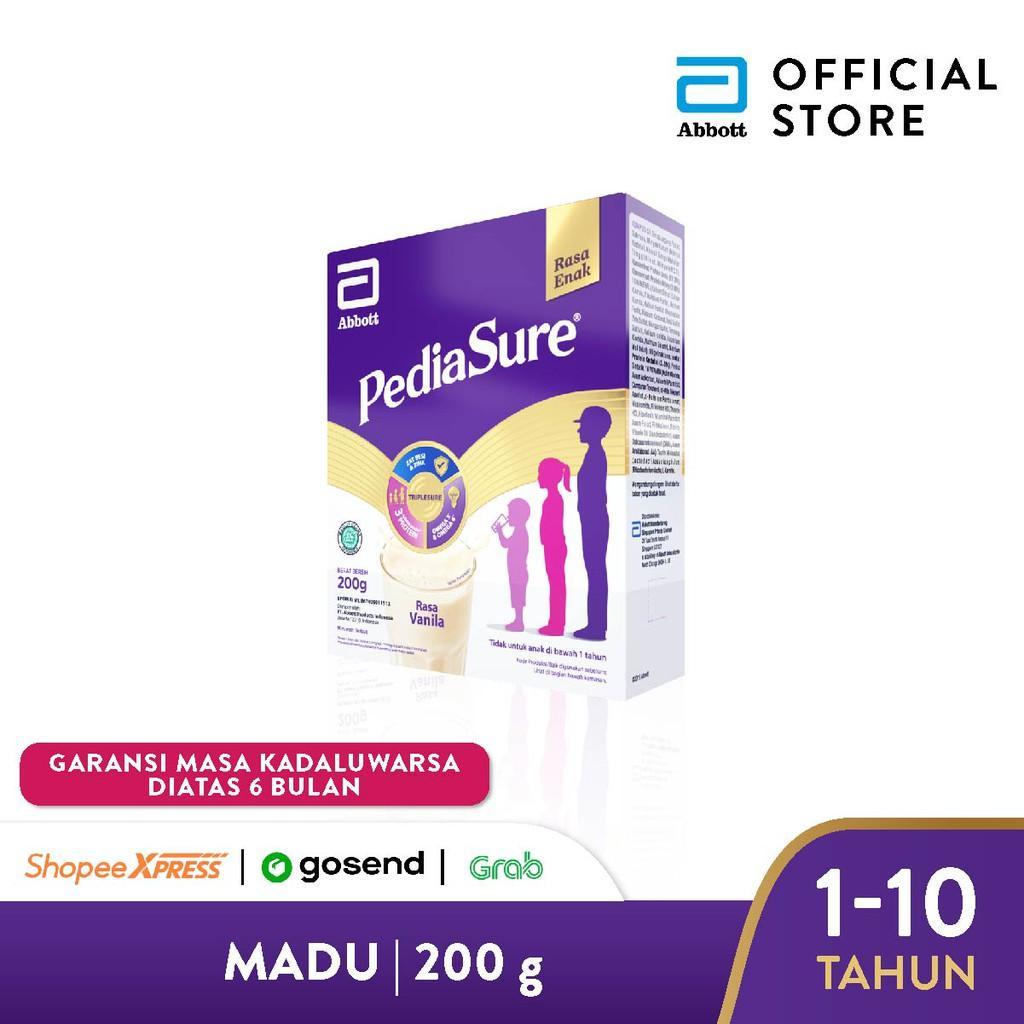 Harga-Pediasure Madu 200 g (1-10 tahun) Susu Formula Pertumbuhan Anak - Kids Formula