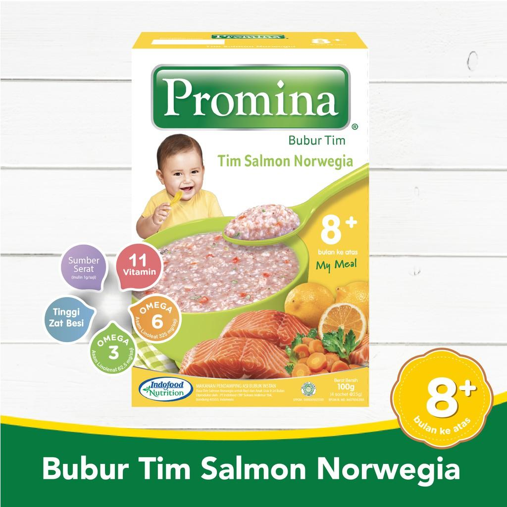 Promina BTI Salmon Norwegia Box 100 g