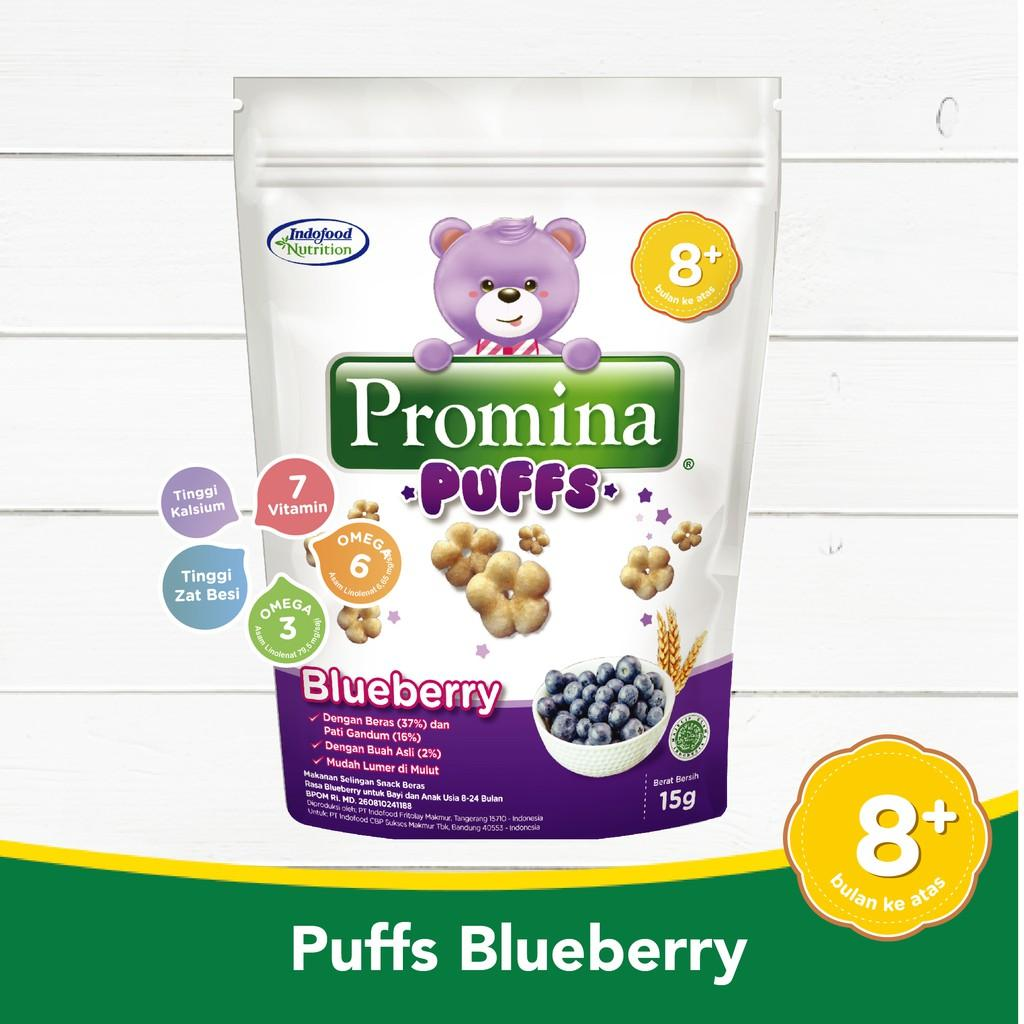 Harga-Promina Puffs Blueberry 15 g
