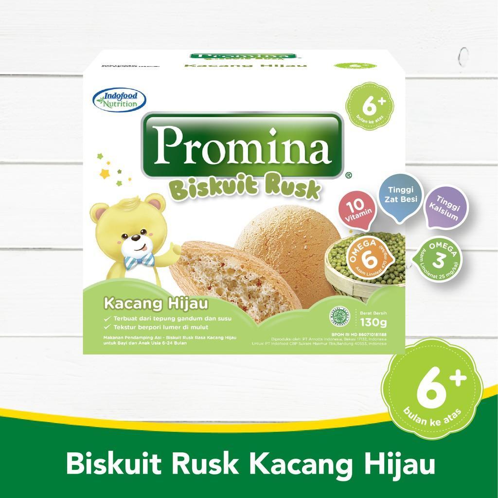 Harga-Promina Rusk Kacang Hijau 130 g