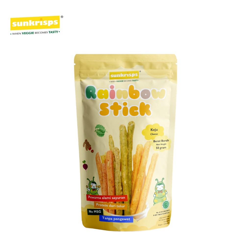Harga-Rainbow Stick - Cheese