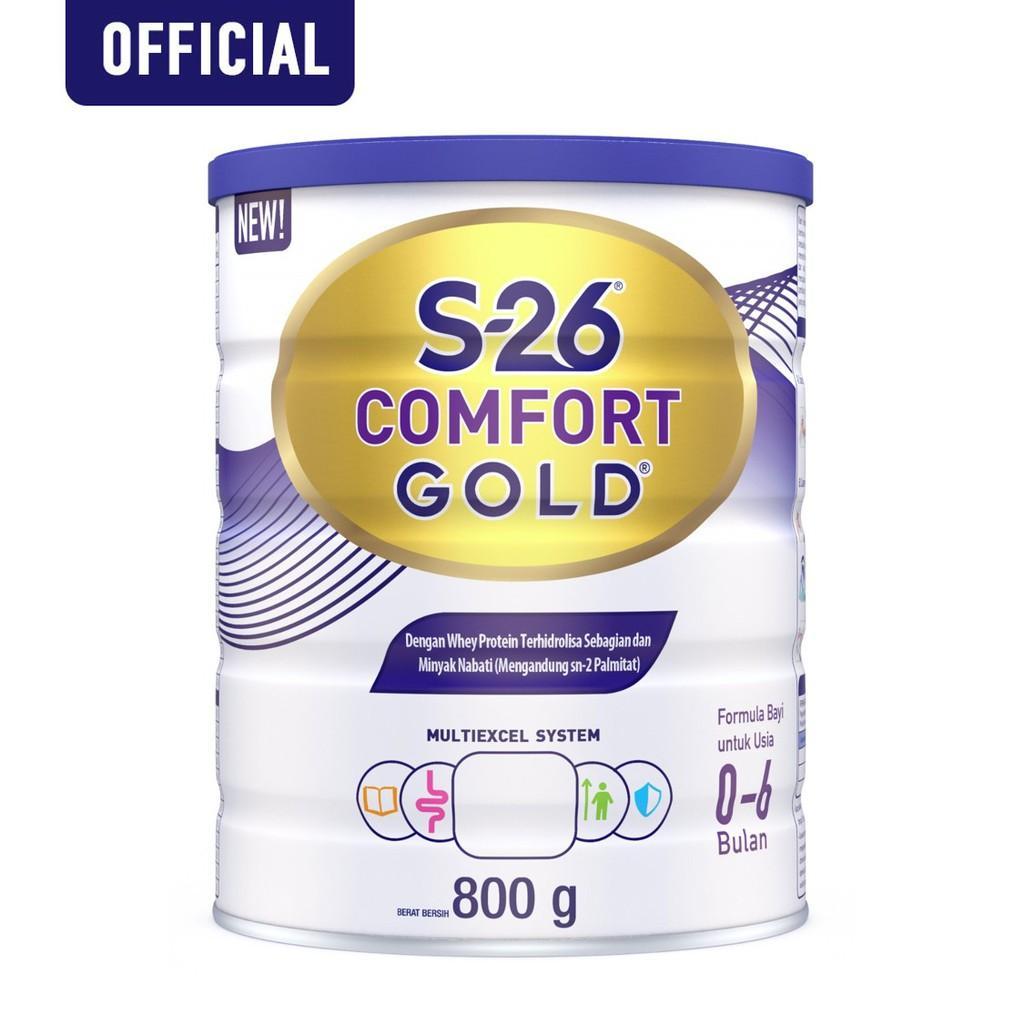 Harga-S-26 Comfort Gold 800 g