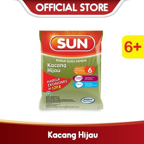 Harga-SUN Kacang Hijau Ekonomis 120 g Box