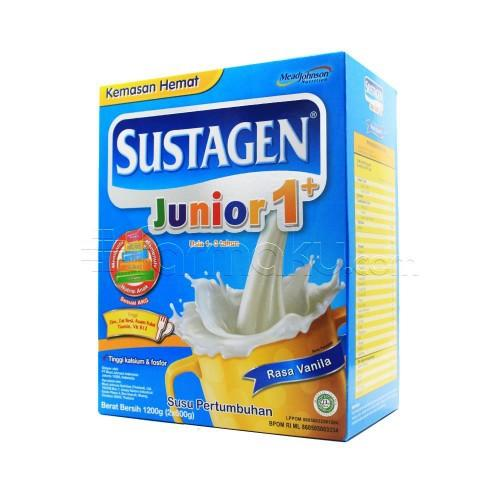 Harga-Sustagen Junior 1+ Vanila 1200 g