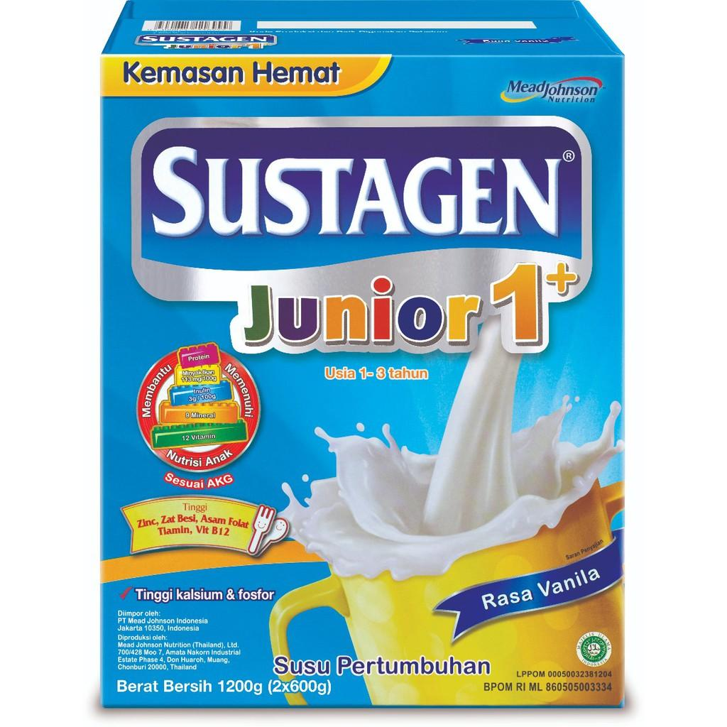 Sustagen Junior 1+ Vanila 1200 gr