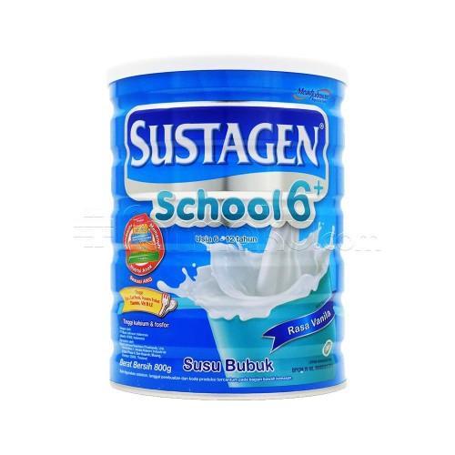 Harga-Sustagen School 6+ Vanila 800 g