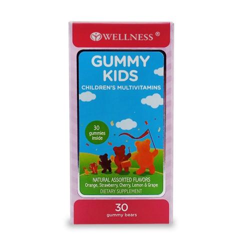 Harga-WELLNESS Gummy Kids 30'S