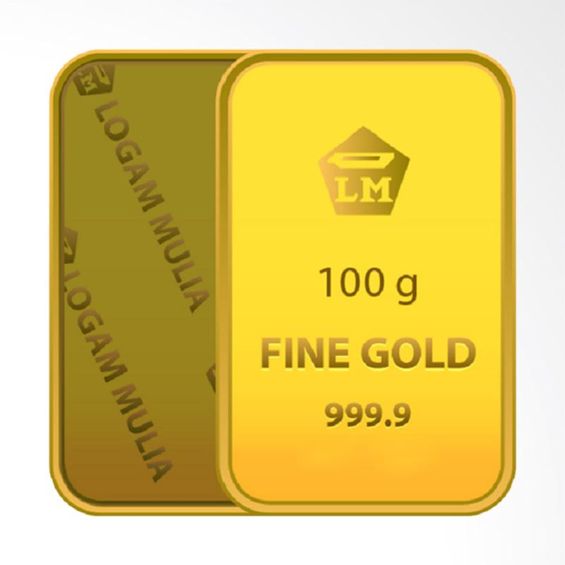 Harga Emas Antam 100 gram